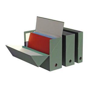 Boîte de classement FAST Boite de transfert - Dos 12cm - 34x25,5 cm -