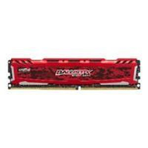 MÉMOIRE RAM BALLISTIX Mémoire PC Sport LT Rouge - DDR4 - 4GB -