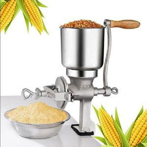 MOULIN DE CUISINE Manuellement Moulin à grains blé Fraiseuse de maïs