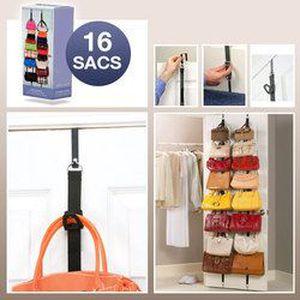 Rangement sacs a main - Organisa… - Achat / Vente housse de rangement Rangement sacs a main ...