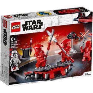 ASSEMBLAGE CONSTRUCTION LEGO Star Wars™ 75225 Pack de combat de la Garde P