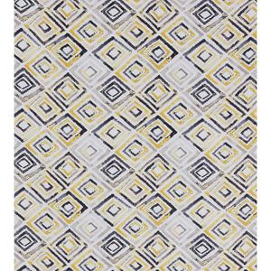 RIDEAU Linder 3130248 Rideau imprimé obscurcissant à œill