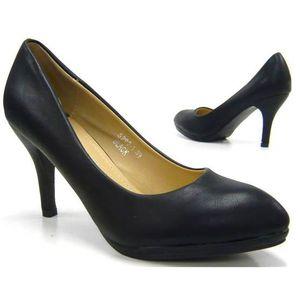 Chaussures femmes l'escarpin classique noir 40 4FnBXNCGl