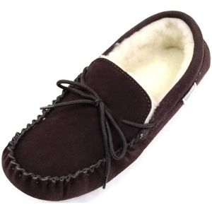 Trailer Moccasin Slippers AB6I3 Taille-40 1-2 FmmoY3Tz83