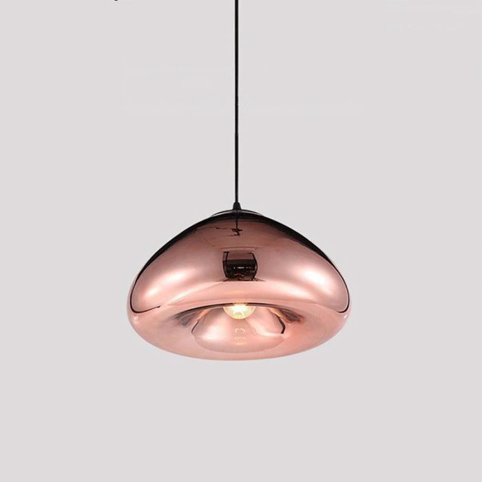 moderne suspension lumières lustre tom dixon verre lampe suspendue