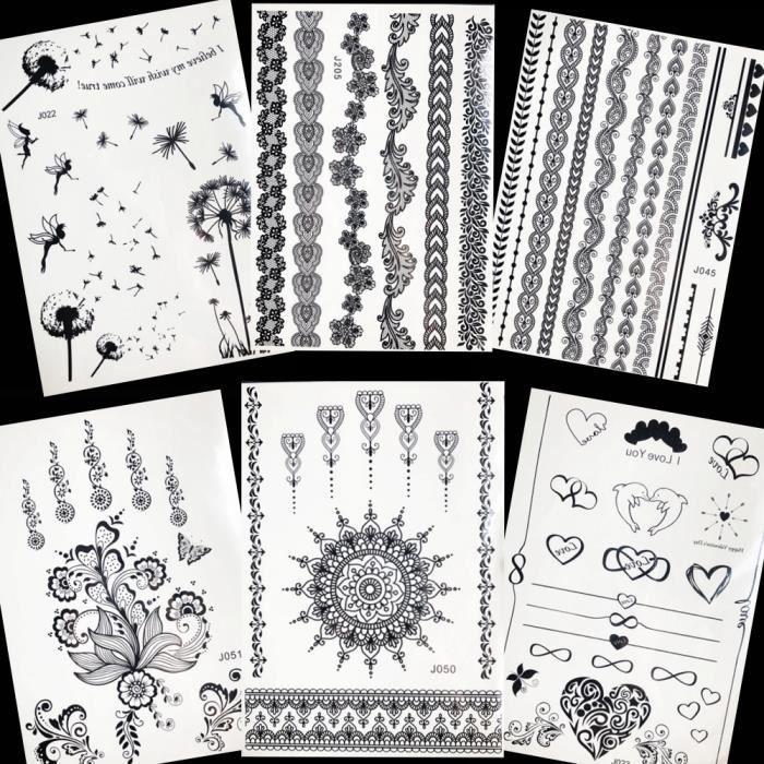 Tatouage Fleur Mandala Affordable Culture Asiatique Inspir Par