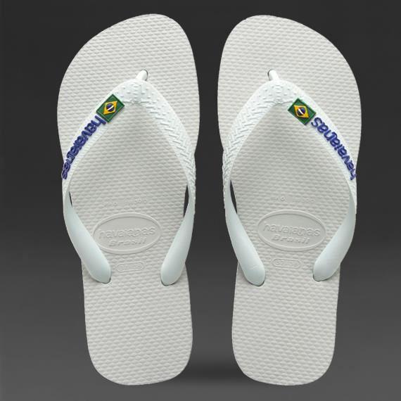 Tongs homme HAVAIANAS brasil logo white VzV8ompNx