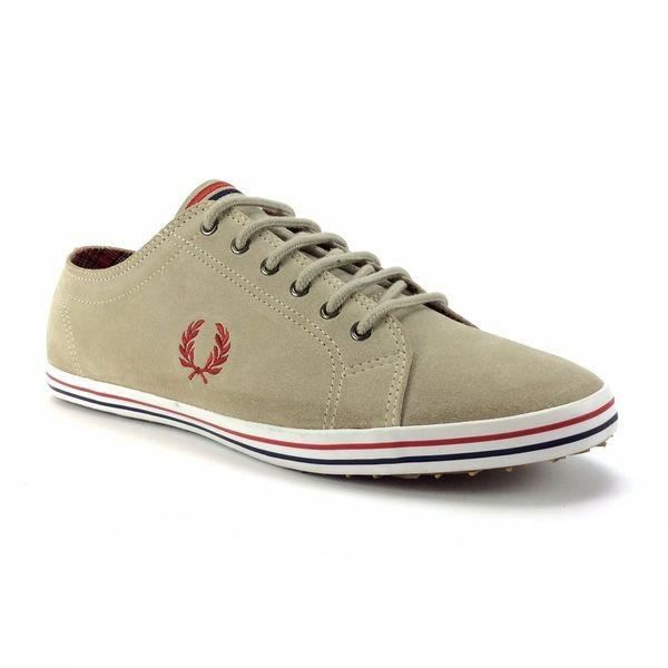 Basket - Fred Perry - Kingston Suede