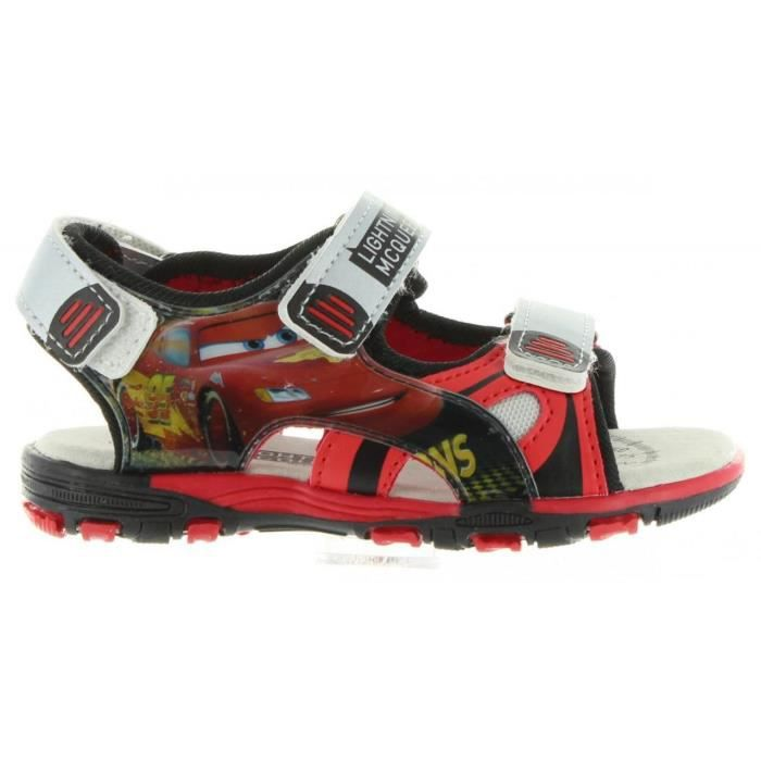 Sandales pour Garçon Cars - Rayo McQueen S17511H 110 NERO QxSPkrNj