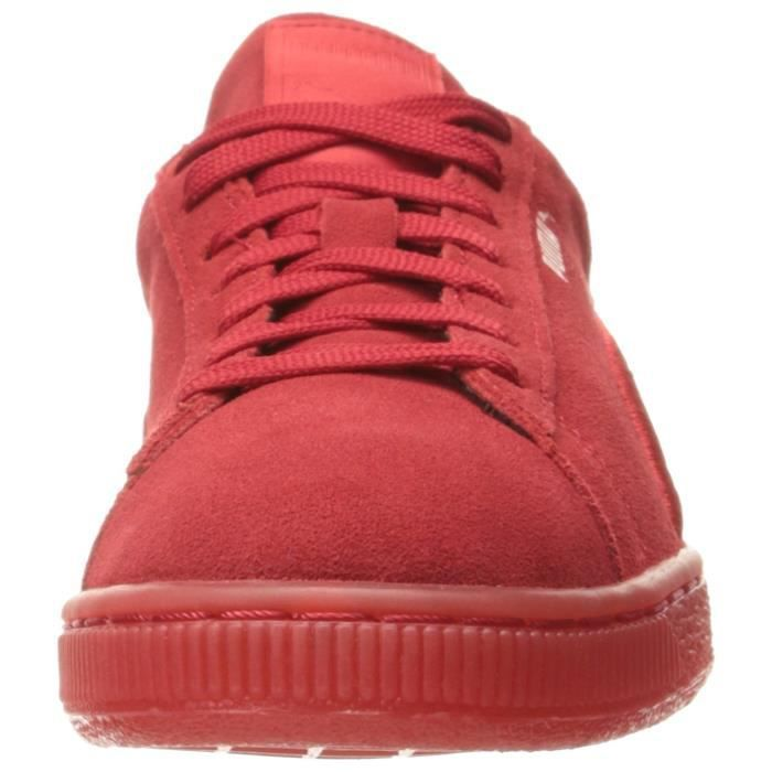 Puma Suede Classic Badge Iced Sneaker Fashion JQI4C Taille-42 q3vcn