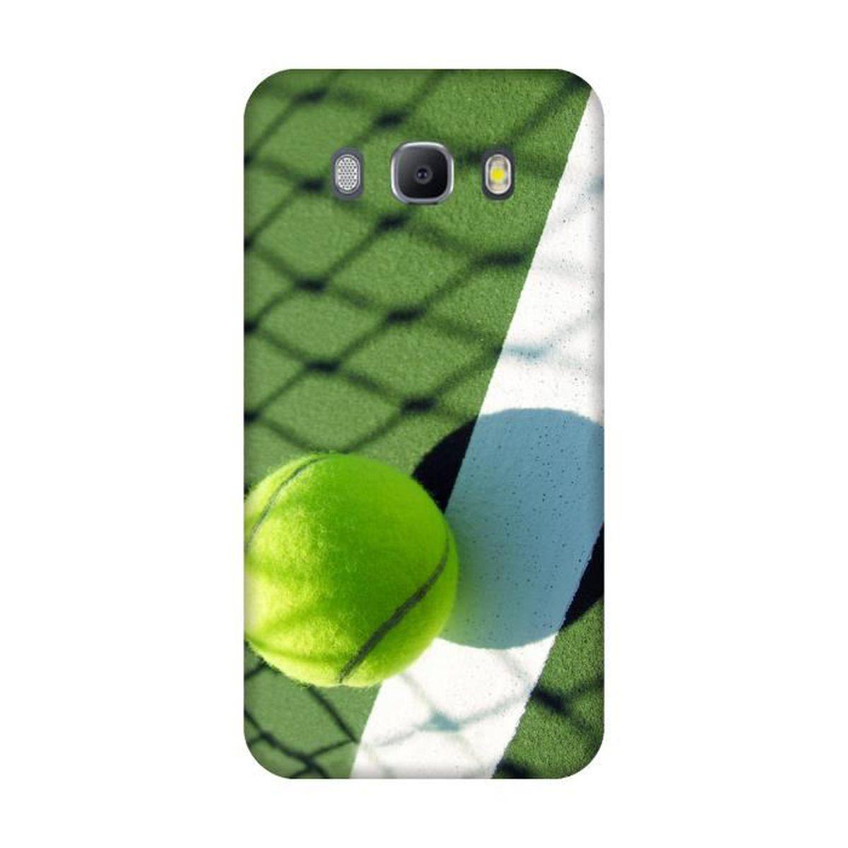 782fec440a412 COQUE - BUMPER Coque Galaxy J1 Mini Prime - Balle de tennis