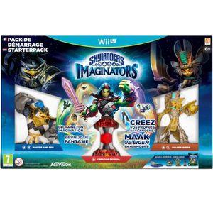 JEU WII U Pack de démarrage Skylanders Imaginators Wii U