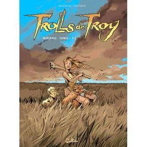BANDE DESSINÉE Trolls de Troy Intégrale