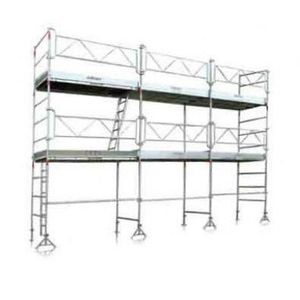 ECHAFAUDAGE Echafaudage 49 de maçon 60m² - Complet