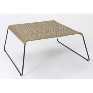 table basse rotin achat vente table basse rotin pas cher cdiscount. Black Bedroom Furniture Sets. Home Design Ideas