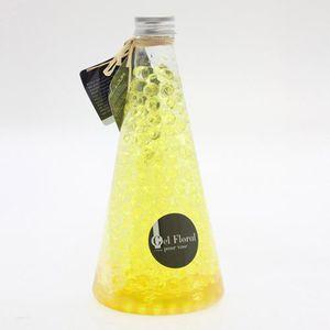 BILLES - PERLES DÉCO Billes de gel crystal pour vase - Jaune