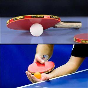 BALLE - BOULE - BALLON Kit Familial Set De Tennis De Table - 2 Raquette P