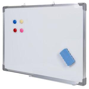 MÉMO - ARDOISE MURALE Tableau magnétique tableau blanc magnétique, effaç