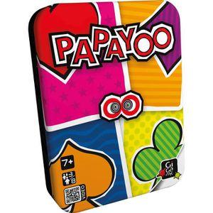 CARTES DE JEU Jeu de cartes Papayoo