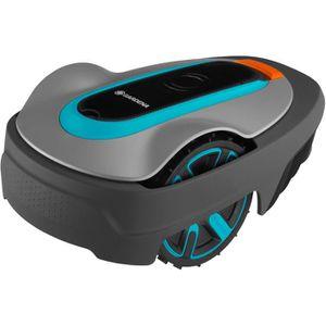 TONDEUSE GARDENA Robot de tonte Sileno City 500m² Batterie