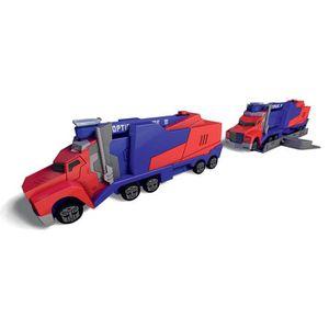 VOITURE - CAMION TRANSFORMERS Lanceur Véhicule Optimus Prime 11 cm