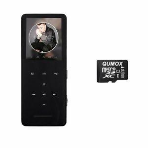 LECTEUR MP3 Qumox Mini Lecteur de Musique MP3 player E-book 8G