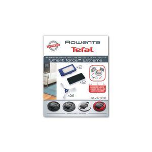 PIÈCE ENTRETIEN SOL  ZR710101. Brossettes Laterales X2 + Filtres Pour P
