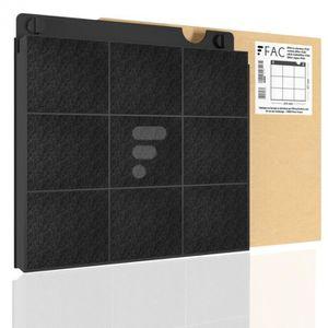 FILTRE POUR HOTTE FC02 - filtre à charbon compatible hotte Samsung N
