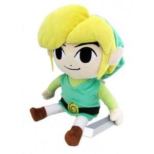 PELUCHE Peluche Zelda Link 18cm