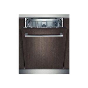 LAVE-VAISSELLE Lave vaisselle tout integrable 60 cm  SX 64 D 0...