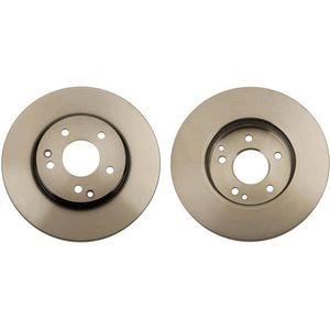 DISQUES DE FREIN TRW Lot de 2 Disques de frein DF4180