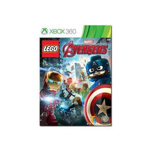 JEU XBOX 360 LEGO Marvel Avengers Xbox 360