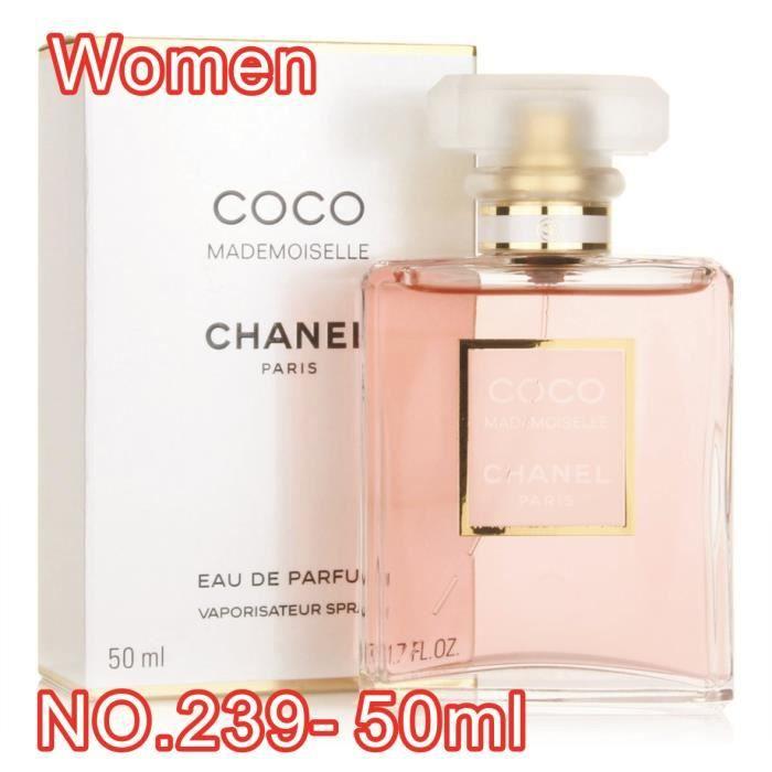 Parfum Femme Parfum Coco Mademoiselle 50ml Achat Vente Eau De