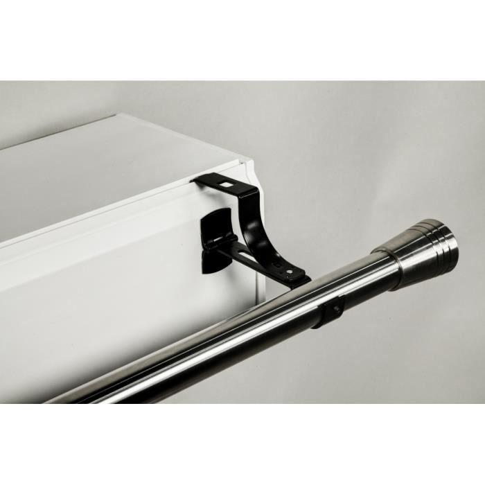 Support De Tringle A Rideaux ᴓ 28mm Pour Coffre Volet Roulant Sans