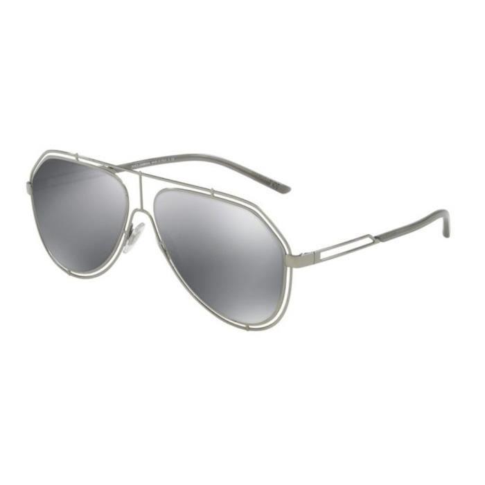 cb774f390cd8d1 Lunettes de soleil Dolce   Gabbana DG2176 GUNMETAL (04-6G) - Achat ...
