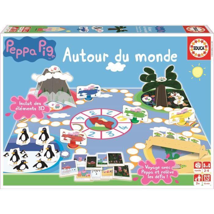 Jeux peppa pig achat vente jeux et jouets pas chers - Jeux de peppa ...