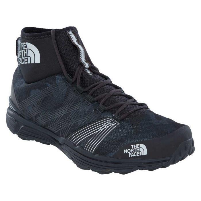 8d31eba8dc8 Chaussures homme Randonnée The North Face Litewave Ampere Ii Hc Camo ...