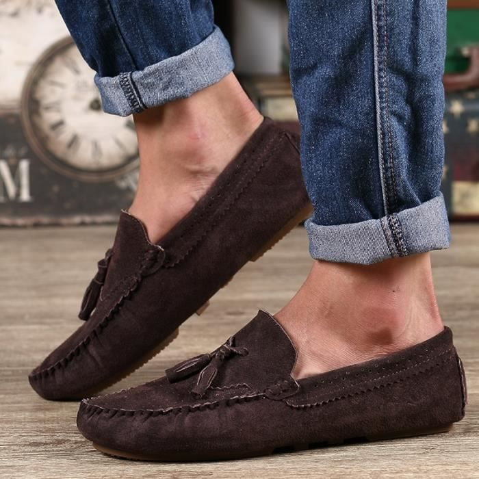 Étudiant Vintage Mocassins Chaussures Doug hommes sG3oboJPcn