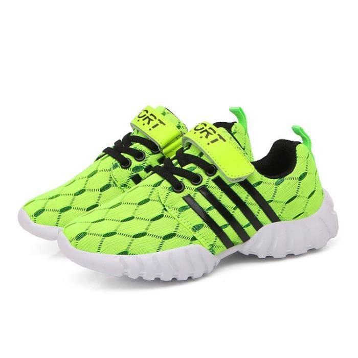 Basket Unisexe chaussures de sport pour enfants chaussures de course CuxIxRv4fw