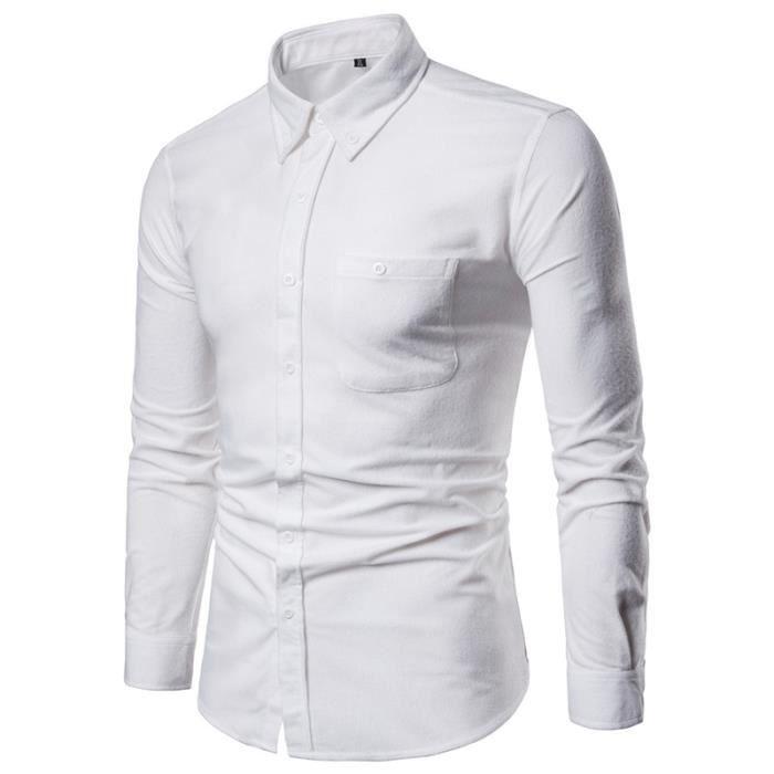 CHEMISE - CHEMISETTE Chemises Homme marque luxe pas cher revers Couleur 92aebbf491d