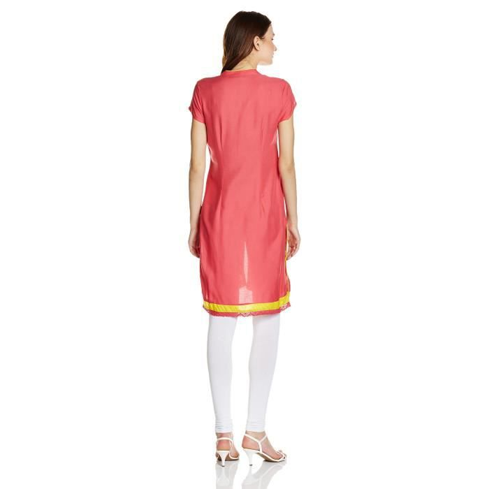 Womens Rayon A-line Dress NTZ4N Taille-40