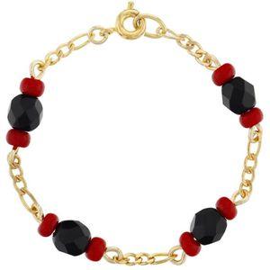 MAILLON DE BRACELET Bébé Enfants  Bracelet  Plaqué or 18k  Perles d'im