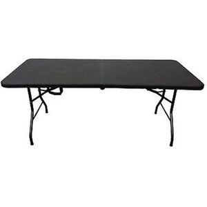 TABLE À MANGER SEULE TABLE PORTABLE PLIANTE RECEPTION MARIAGE DESIGN ST