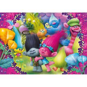 PUZZLE Puzzle 60 pièces Trolls