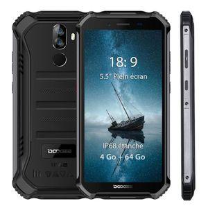 SMARTPHONE DOOGEE S40 Smartphone 4G Etanche Antichoc Antipous