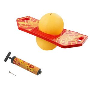 JEU D'ADRESSE Flybar Pogo Ball Trick Board With Grip Tape For Ki