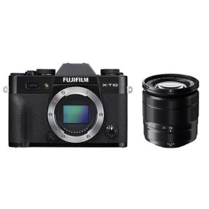 PACK APPAREIL RÉFLEX Fujifilm X-T10 Appareil photo numérique avec 16-50