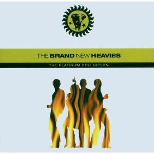 CD JAZZ BLUES The Platinum Collection : The Brand New Heavies