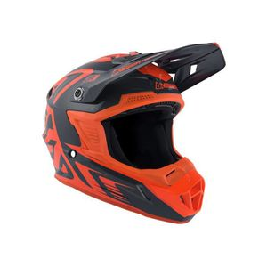 CASQUE MOTO SCOOTER Casque Cross Adulte ANSWER AR1 Edge - Charcoal - F