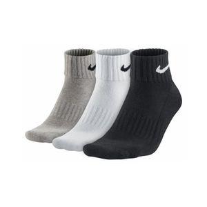 CHAUSSETTES Pack 3 paires de chaussettes Nike CUSHION QUARTER